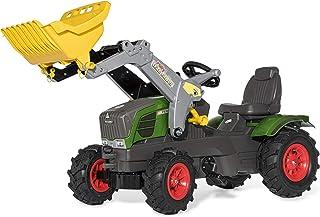 Rolly Toys rollyFarmtrac Fendt Vario 211 Sitz verstellbar, Luftbereifung, Alter 3-8 Jahre, Front- und Heckkupplung 611089