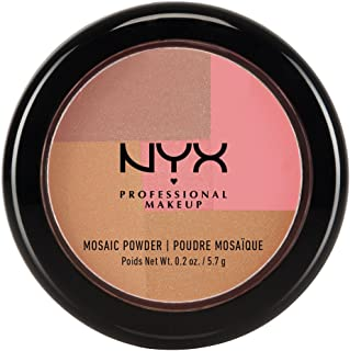 NYX Cosmetics Mosaico Polvo - Dare