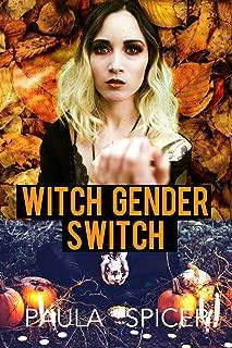 Witch Gender Switch: Gender Swap: Gender Transformation