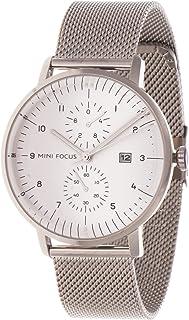 ميني فوكس ساعة كاجوال للرجال ، انالوج بعقارب ، MF0052G.04