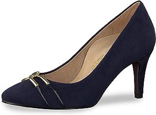 Tamaris 522970 Escarpins pour femme Bleu