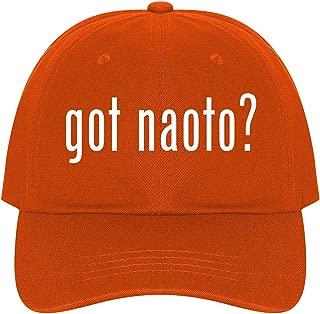 The Town Butler got Naoto? - A Nice Comfortable Adjustable Dad Hat Cap