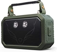 DOSS Traveler Wireless Portable Bluetooth Speakers with Waterproof IPX6, 20W Stereo Sound..
