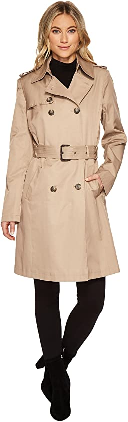 LAUREN Ralph Lauren Straight Trench