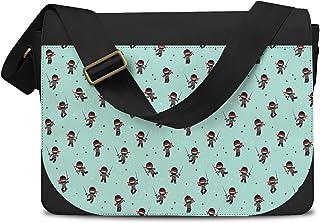 Kawaii Little Ninjas Messenger Bag - One Size Messenger Bag