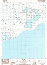 YellowMaps Wendel Hot Springs CA topo map, 1:24000 Scale, 7.5 X 7.5 Minute, Historical, 1988, Updated 1989, 26.7 x 21.4 in