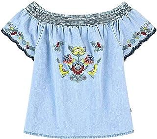 67835c3db Amazon.es: MARCASDEOUTLET - Blusas y camisas / Camisetas, tops y ...