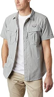 Columbia Cascades Explorer, Camisa de manga corta, Hombre