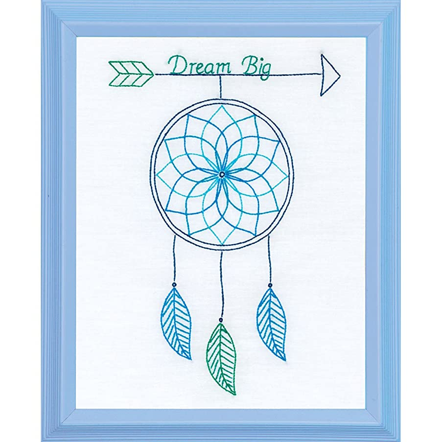 Jack Dempsey Needle Art 181553 Dream Big Hand Embroidery, 11