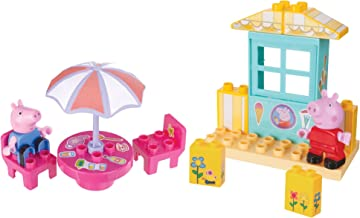 Peppa Pig Ice Cream Shop Construction Set
