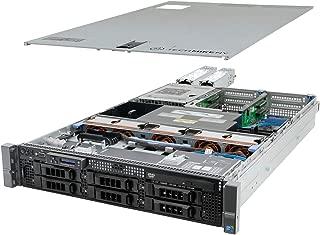 TechMikeNY R710 Server 2.93Ghz 12-Core 64GB 12TB Windows Server 2016 Standard+10x CALs (Renewed)