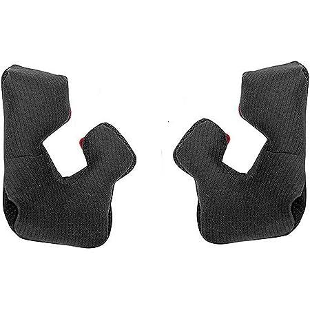 Fulmer 152 Ace Helmet Replacement Cheek Pads Black XL