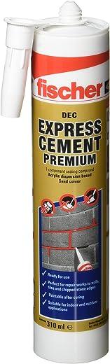 fischer 523858 Cement Express-Zement-Sand