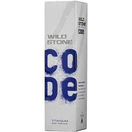 Wild Stone Code Titanum Deo