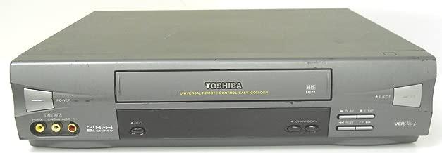 Toshiba VHS VCR Plus HiFi Stereo Universal Remote Control Easy Icon OSP Model M674