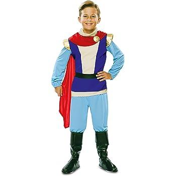 Disfraz de Príncipe Azul para niño: Amazon.es: Juguetes y juegos