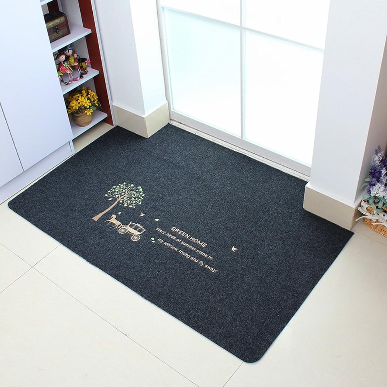Doormats Doormat Living Room,Bedroom,Foot Pad Kitchen Non-sliping Mat Lobby Entrance Mats-J 120x160cm(47x63inch)