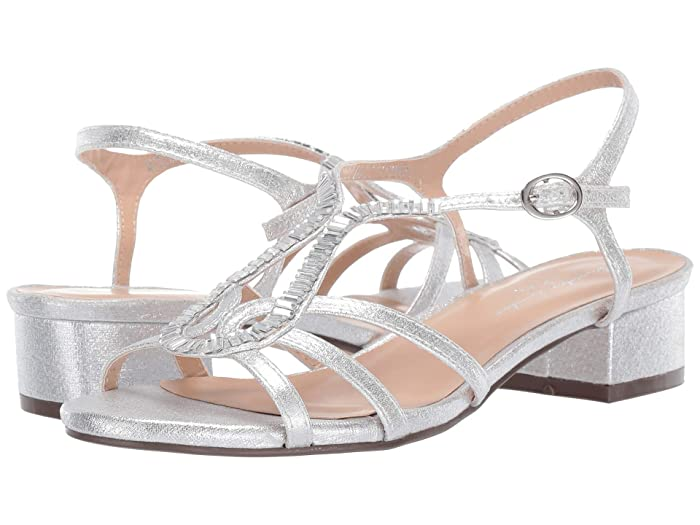 60s Shoes, Boots Paradox London Pink Rita Silver Womens Shoes $26.98 AT vintagedancer.com