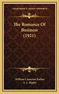 The Romance Of Business (1921)