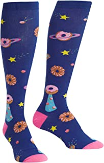 Sock It To Me, Knee High Funky Socks: Science and Space