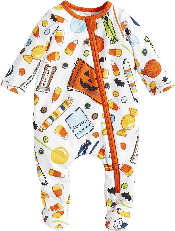 Mud Pie Baby Boys' Halloween Candy Sleeper