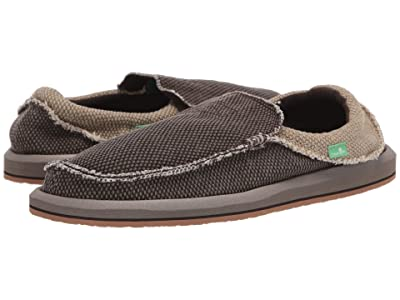 Sanuk Chiba (Dark Brown/Natural) Men