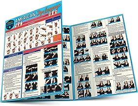 ASL - American Sign Language (Quick Study Academic)