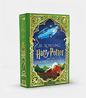 Harry Potter and the Chamber of Secrets (MinaLima Edition) (Illustrated edition) (2)