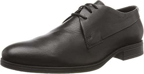 Jack & Jones Jfwsammy Leather Anthracite, Anthracite, Anthracite, Brogues Homme 294