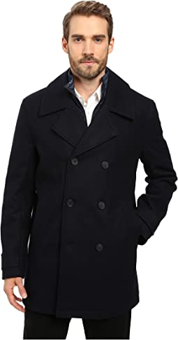 Wool And Pea Coats, Men | Shipped Free at Zappos