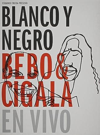 Blanco Y Negro: Bebo & Cigala En Vivo [DVD] [Import]