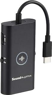 Sound Blaster G3 PS4/Switch/PC/Macのヘッドセットで高音質チャット/テレワーク 本体/スマホアプリで簡単制御 PS4のゲーム音と味方の声が聴きたい音だけ大きく聴ける ゲーミング アンプ SB-G-3