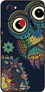 Oppo F7 Case Cover Floral Owl, Moreau Laurent Premium Phone Covers & Cases Design