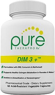 Sponsored Ad - DIM 3 + (2 Month Supply) 60 Vegan Caps   DIM-200mg, Curcumin-250mg & BioPerine-2.5mg   Supports Healthy Est...