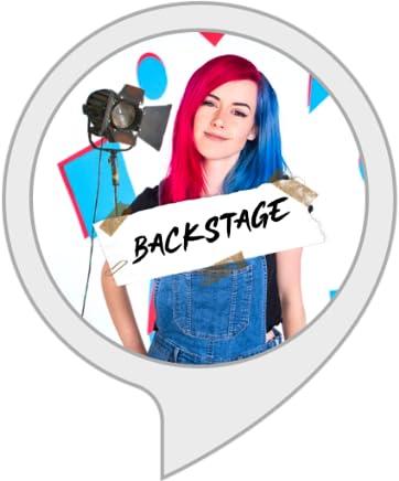 Emma McGann Backstage