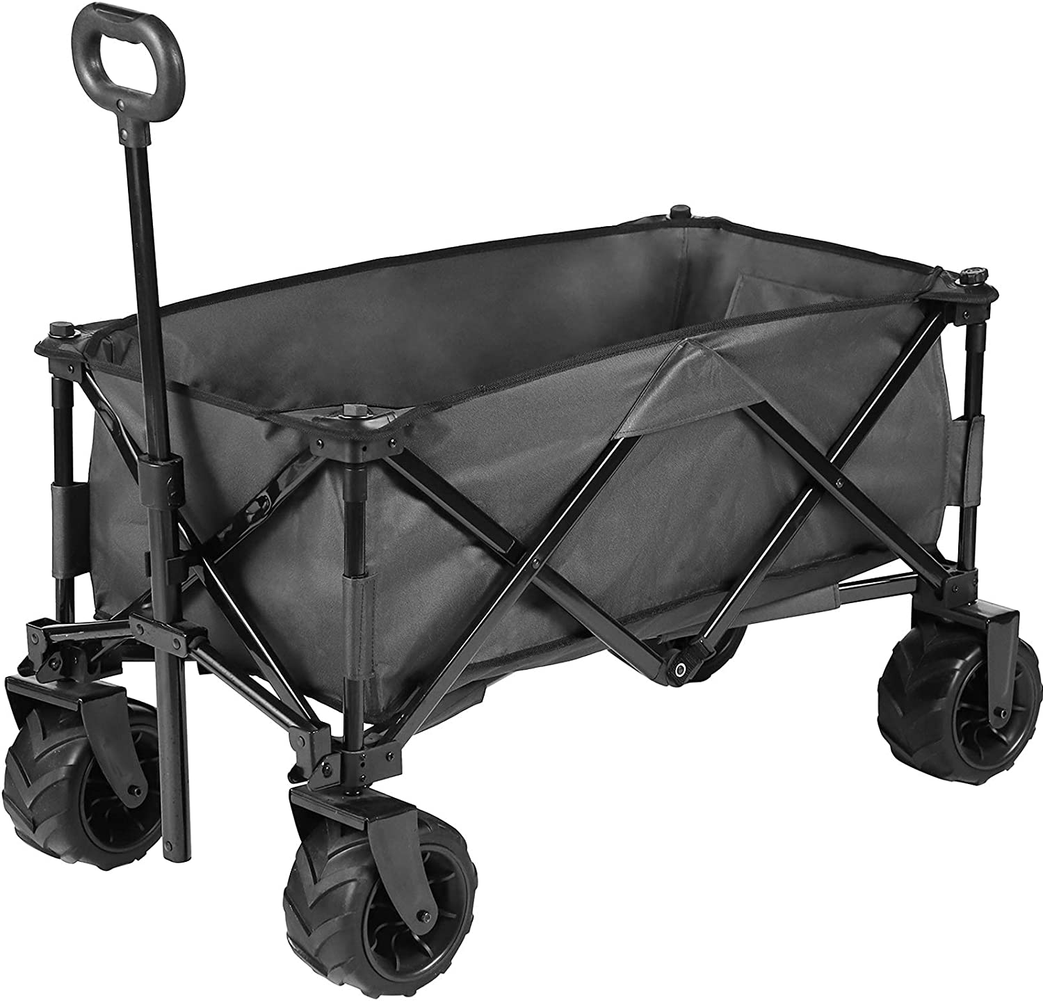 JOVNO Multipurpose Large Capacity Collapsible D Import Wagon Reservation Heavy Cart