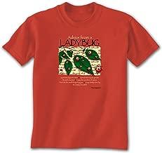 Earth Sun Moon Advice from A Ladybug T-Shirt