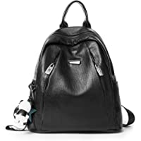 CLUCI Purse Leather Travel Large Casual Covertible Ladies Shoulder Bag