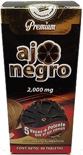 AJO Negro 90 tab 2,000 mg