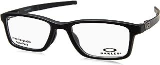 6ce09e57f6 Oakley 8112, Monturas de Gafas para Hombre, Negro (Satin Black), 52