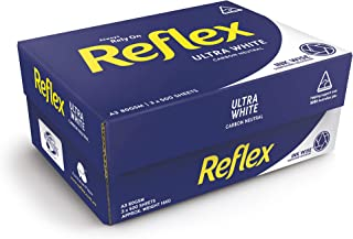 Reflex Australian Made Ink Wise Reflex Ultra White Office Copy Paper A3, 500 Sheets, Carton of 3 Packs, White, (161978)