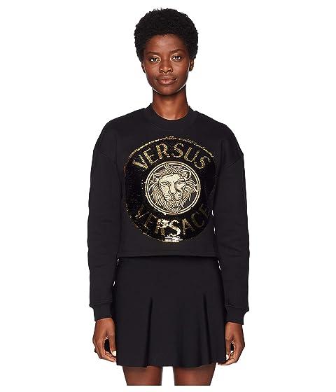 Versus Versace Abb. Sportivo - Felpa Donna Sweater