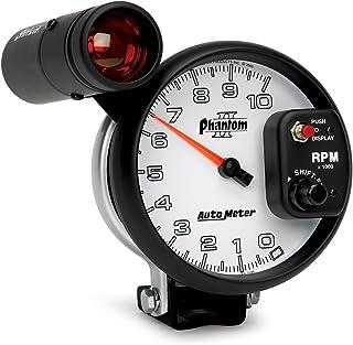 Auto Meter 7599 Phantom II 5' 10000 RPM Shift-Lite Tachometer