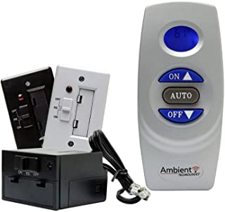Best Ambient On/Off Thermostat Fireplace Remote Control (RCST) Review