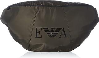 Emporio Armani Damen Swimwear Maxi Sling Bag Monogram, Einheitsgröße