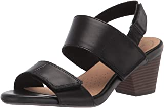 Clarks Lorene Bright womens Heeled Sandal