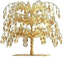 Originaliteit Woondecoratie Feng Shui Gouden Munten Geld Fortuin Boom Bonsai Thuis en Kantoor Decor Rijkdom Zegen Gift Sta...