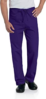 Comfort Stretch One-Pocket Reversible Drawstring Scrub Pant