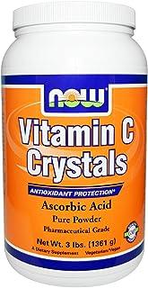 Now Foods Vitamin C Powder 3 Pound