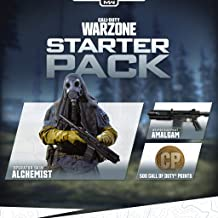 Call of Duty:  Warzone - Starter Pack - PS4 [Digital Code]